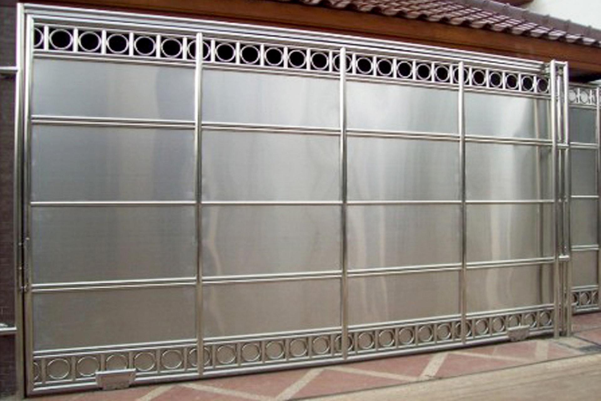Pintu Stainless 1 - PS01 - pintu-stainless-solo
