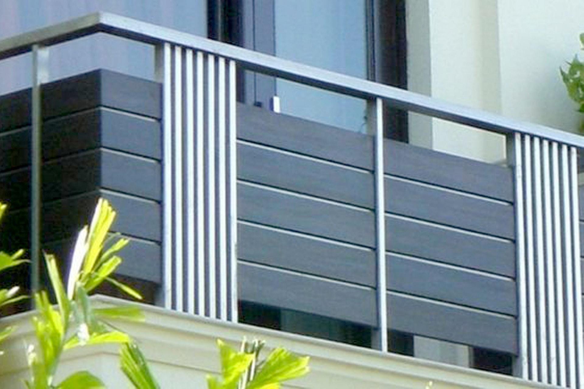 Pagar Balkon Minimalis Terbaru 2017 2020 - Rumah Minimalis ...