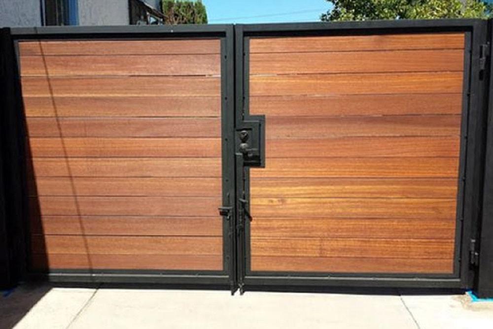 Pintu Kombinasi Kayu 6 Pk06 Pintu Kayu Besi Surakarta Tausan